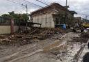 Aguaceros causan dos muertes y fuertes daños en Marcala, La Paz