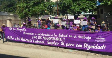 Denuncian violaciones a derechos laborales y de salud a mujeres en las maquilas durante la pandemia