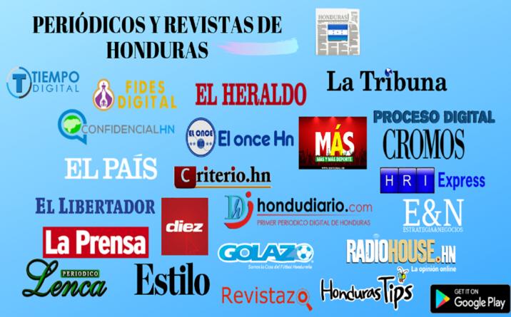 Ley, periódicos y realidad en las Honduras