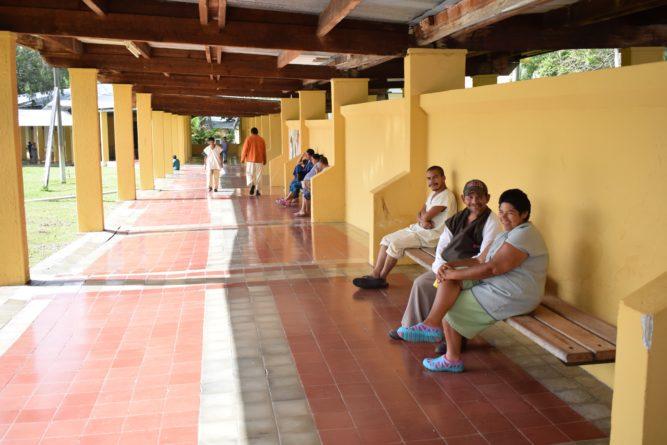 hospitales psiquiátricos de Honduras