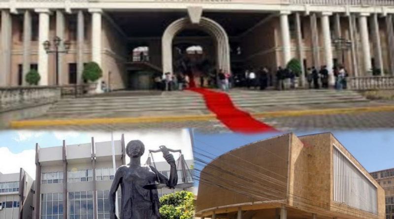 Poder Ejecutivo, Congreso Nacional y Poder Judicial