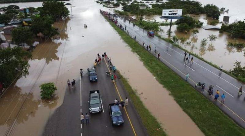 Honduras Eta e Iota