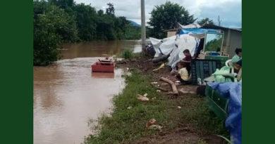 Paso de posible ciclón produciría nuevas inundaciones en Valle de Sula