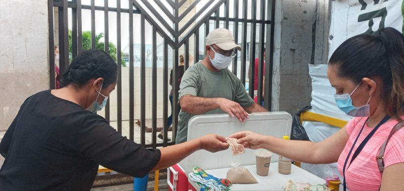 Honduras pandemia pobres