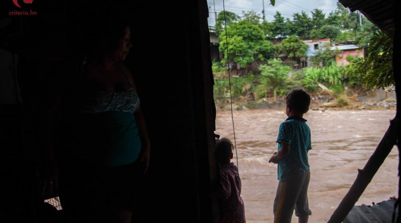 cambio climático en Centroamérica