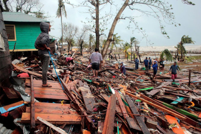 USAID envía equipo de asistencia