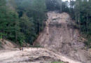 Continúan derrumbes y zonas incomunicadas en Santa Bárbara y occidente del país