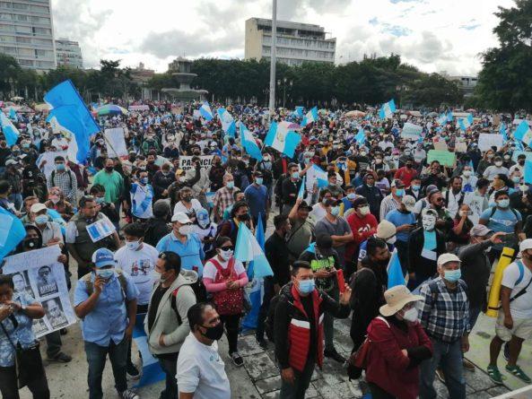Honduras debe retomar la movilización ciudadana