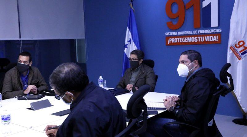 Respuesta tardía del Gobierno de Honduras