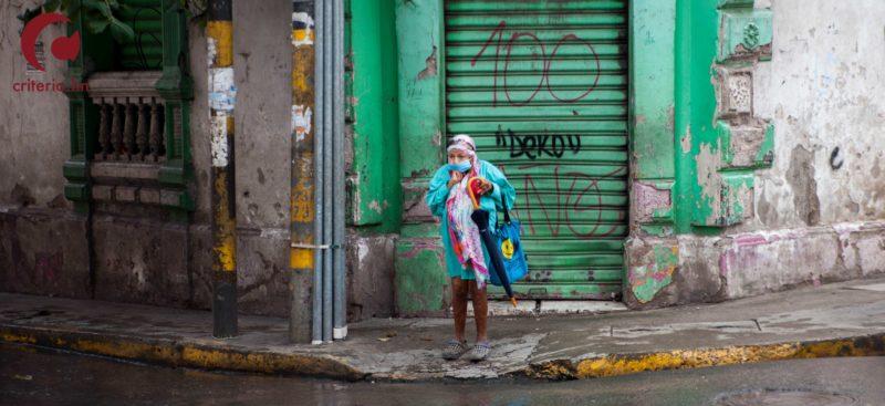 Adultos mayores en Honduras