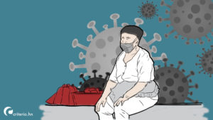 elevados gastos en atención de pandemia