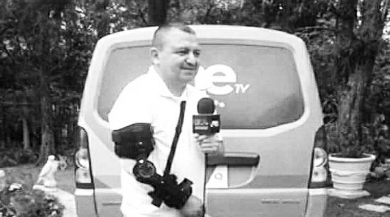 periodista Geovanny Sierra