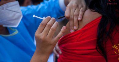 Sin proceso de vacunación no habrá despegue económico en Honduras