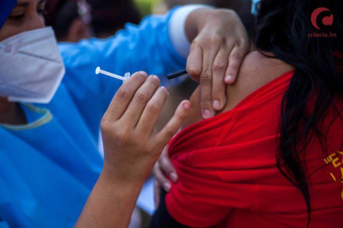Sin proceso de vacunación