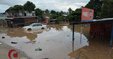Llaman a ciudadanos de La Lima y El Progreso a evacuar zonas vulnerables