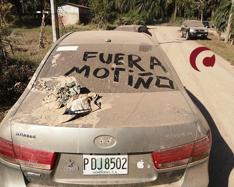 Eta Honduras