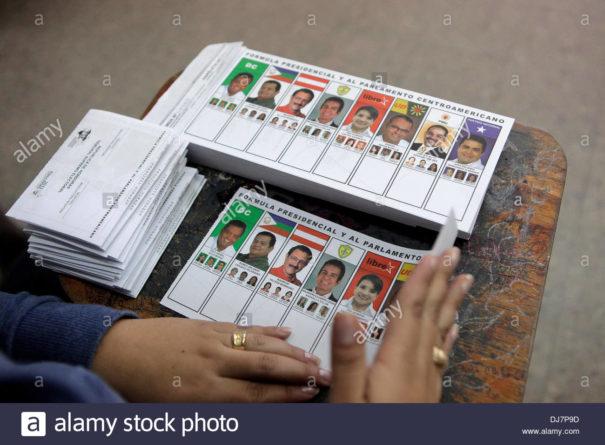 Compra y venta de votos