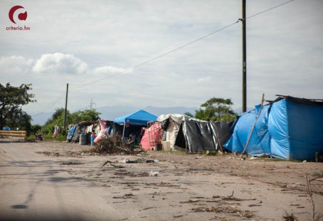 En Honduras la pobreza