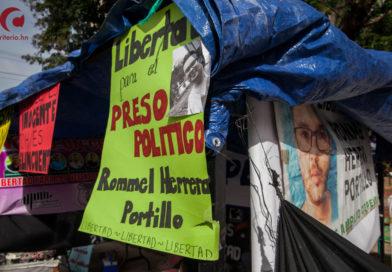 Sentencia contra Rommel Herrera Portillo criminaliza la protesta social