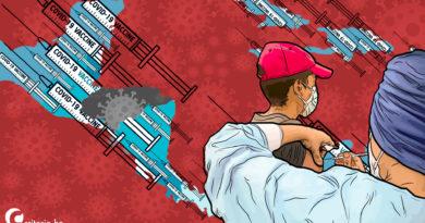 Migrantes hondureños en EE.UU gestionan vacunas de la covid-19 para su país