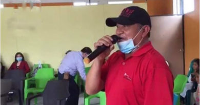 El Estado es responsable del asesinato de Félix Vásquez: CCI