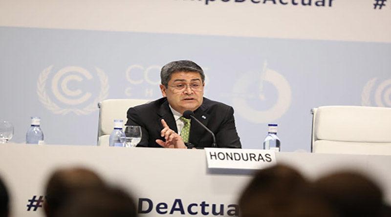 """Honduras por los """"Fondos Verdes"""""""