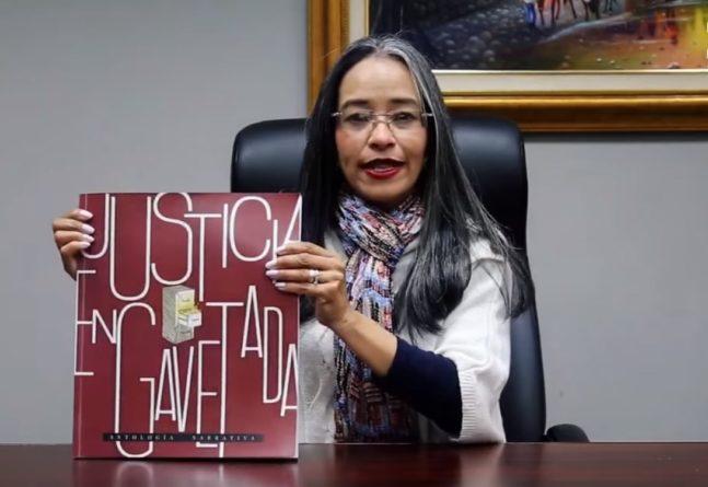 """CNA presenta el libro: """"Justicia Engavetada"""""""