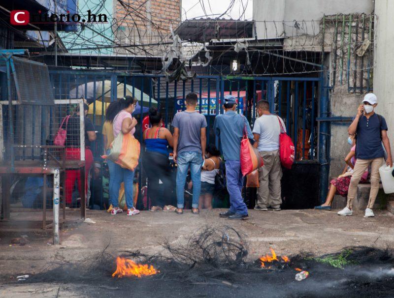 Corrupción Honduras