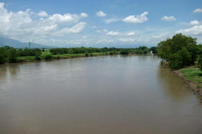 Río Ulúa Valle de Sula