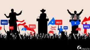 candidatos salpicados por la corrupción