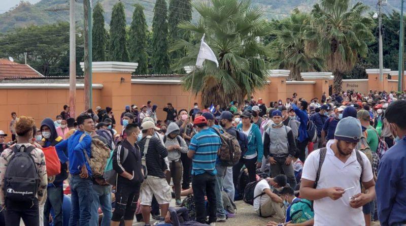 Corrupción, impunidad y violencia dan pie a la migración en Honduras