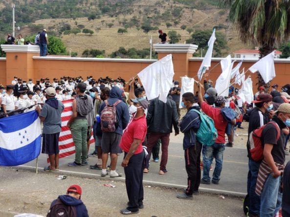 Guatemala emite «estado de prevención»