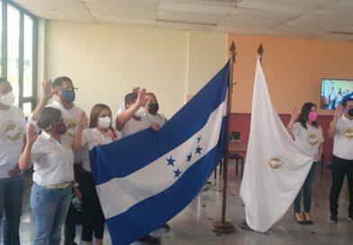 Funcionario del 911 presidente del Colegio de Periodistas de Honduras
