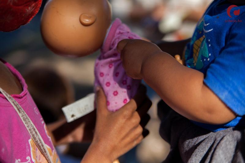 pobreza Honduras