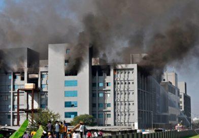 Se incendia en la India la mayor fabrica de vacunas del mundo