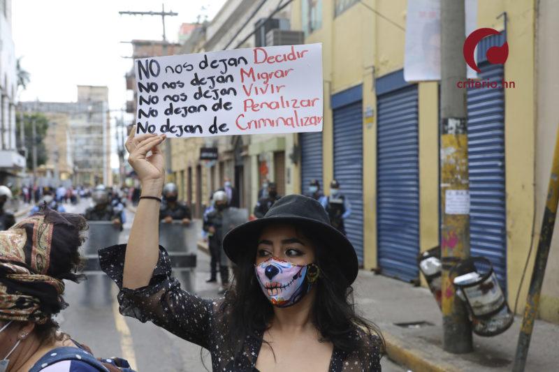 Recomiendan a Honduras revisar o derogar leyes discriminatorias contra las mujeres