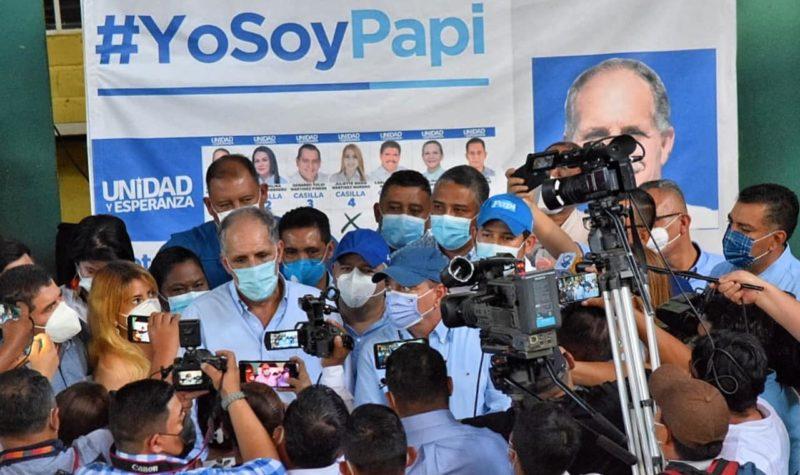 campaña política Honduras