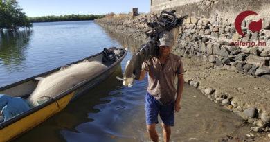 Pesca artesanal del sur de Honduras amenazada por el cambio climático