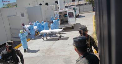 Inconsistencias en obra civil y equipo médico, identifica el CNA en nuevo informe de hospitales móviles
