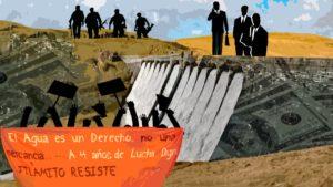 proyecto hidroeléctrico sobre el río Jilamito