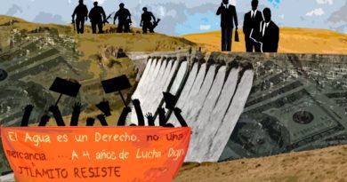 Piden a EE.UU cancelar financiamiento a proyecto hidroeléctrico sobre el río Jilamito