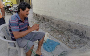 caambio climático Honduras