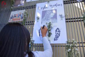 femicidio de Keyla Martínez