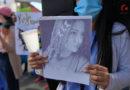 En medio de hostigamiento, familiares continúan exigiendo investigación por asesinato de Keyla Martínez