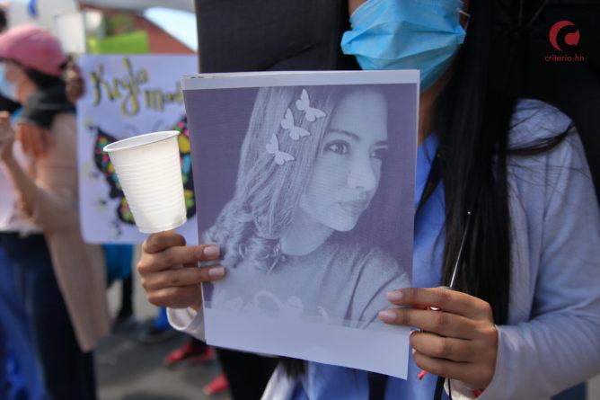 justicia para Keyla Martínez