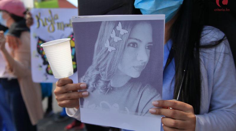 asesinato de Keyla Martínez