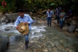 Proyecto hidroeléctrico Río Jilamito.