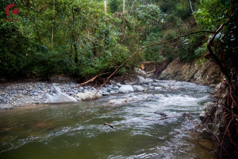 Río Jilamito Honduras