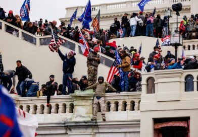 Senado absolvió a Trump por disturbios en El Capitolio el pasado 6 de enero