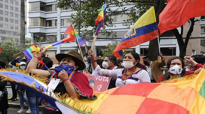 la elección en Ecuador